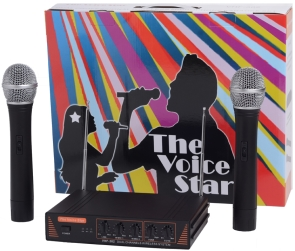 KZPRO THE VOICE STAR