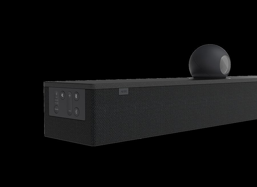 ה-Vibe 5100 - מקרן קול עם מצלמה - הגיע בהתאמה מושלמת לתקופת העבודה מרחוק