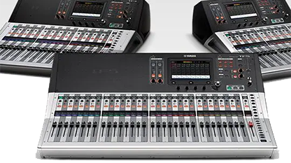 kzpro catalog mixers and consules